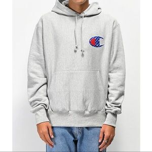 Champion Reverse Weave Sublimated Hoodie